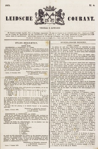 Leydse Courant 1875-01-08