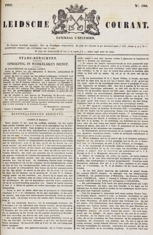 Leydse Courant 1882-12-09
