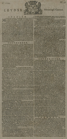 Leydse Courant 1744-02-05