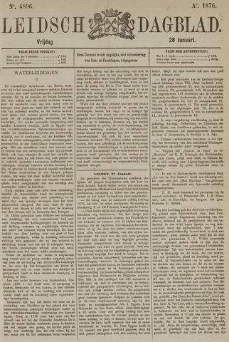 Leidsch Dagblad 1876-01-28