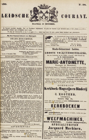 Leydse Courant 1883-12-10