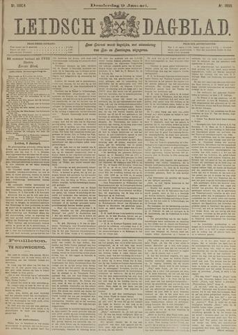 Leidsch Dagblad 1896-01-09