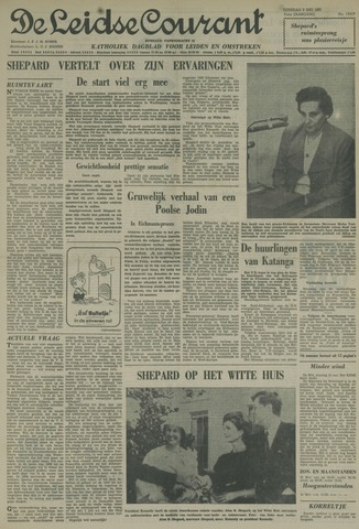 Leidse Courant 1961-05-09