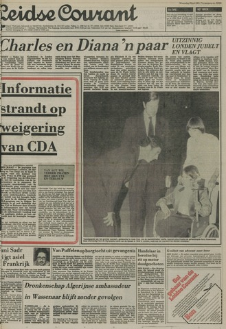 Leidse Courant 1981-07-29