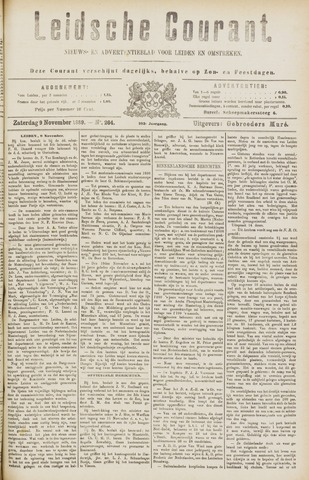 Leydse Courant 1889-11-09