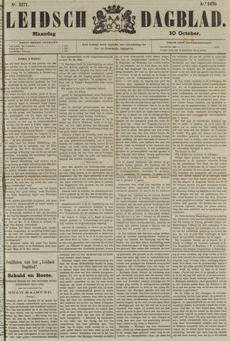 Leidsch Dagblad 1870-10-10