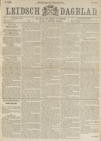 Leidsch Dagblad 1894-11-19