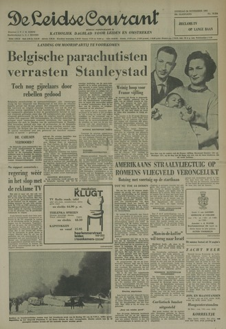 Leidse Courant 1964-11-24