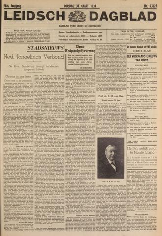 Leidsch Dagblad 1937-03-30