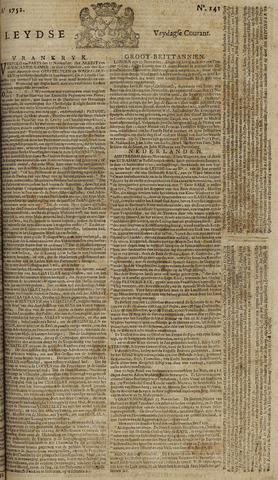 Leydse Courant 1752-11-24