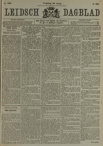 Leidsch Dagblad 1909-06-18