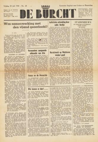 De Burcht 1945-07-20