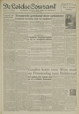 Leidse Courant 1954-09-21