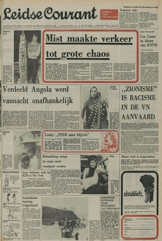 Leidse Courant 1975-11-11