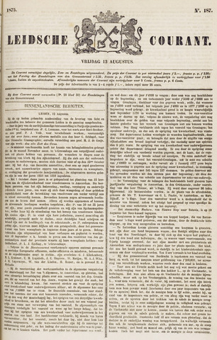 Leydse Courant 1875-08-13