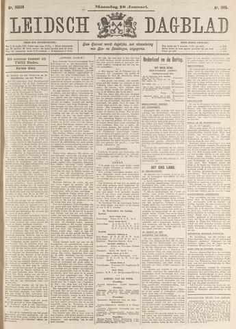 Leidsch Dagblad 1915-01-18