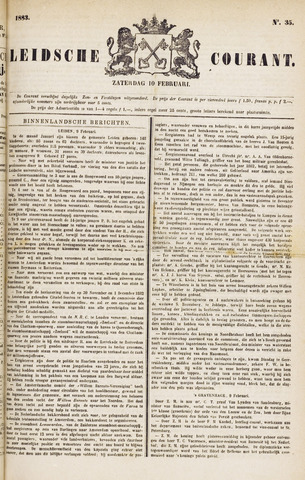 Leydse Courant 1883-02-10