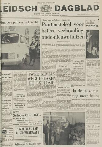 Leidsch Dagblad 1970-11-11