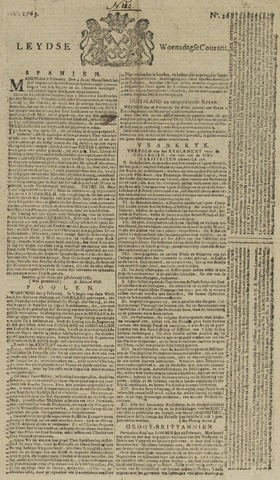 Leydse Courant 1763-03-02
