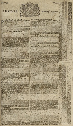 Leydse Courant 1759-08-27