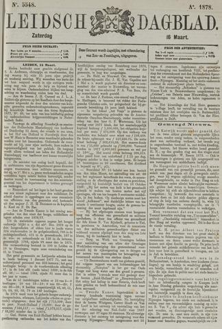 Leidsch Dagblad 1878-03-16