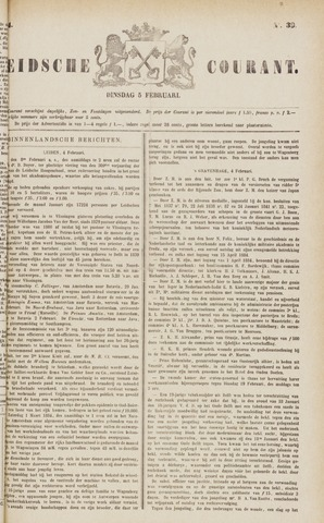 Leydse Courant 1884-02-05