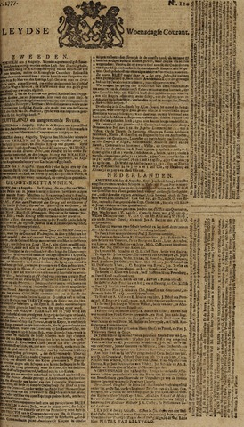 Leydse Courant 1777-08-20