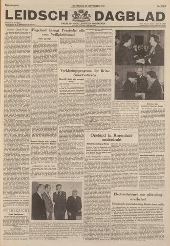 Leidsch Dagblad 1951-09-29