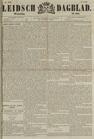 Leidsch Dagblad 1870-07-13