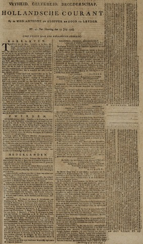 Leydse Courant 1795-07-20