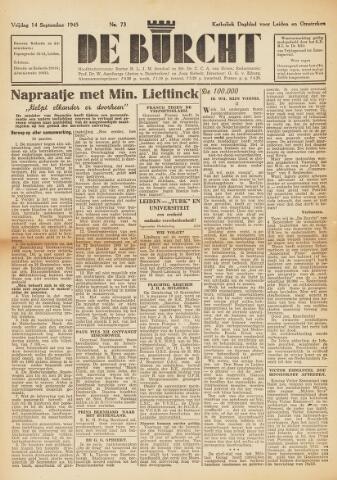 De Burcht 1945-09-14