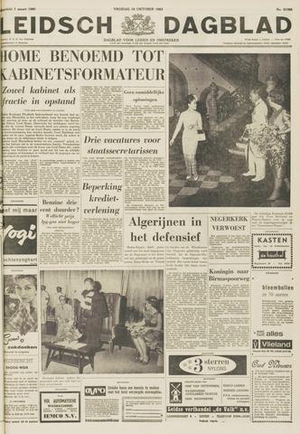 Leidsch Dagblad 1963-10-18