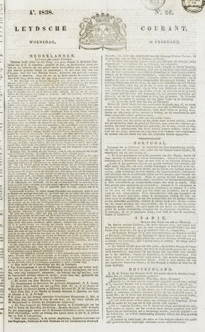 Leydse Courant 1838-02-28