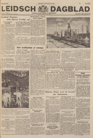 Leidsch Dagblad 1951-08-10