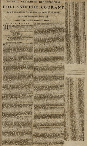 Leydse Courant 1795-08-05