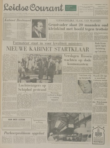 Leidse Courant 1971-07-01