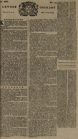 Leydse Courant 1808-11-04