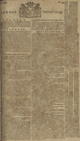 Leydse Courant 1765-08-19