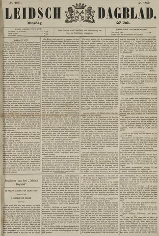 Leidsch Dagblad 1869-07-27