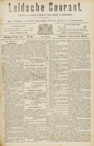 Leydse Courant 1889-06-18