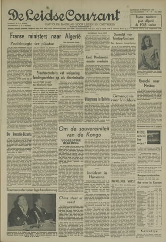 Leidse Courant 1960-02-06