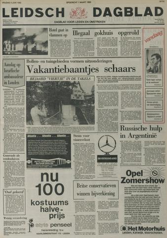 Leidsch Dagblad 1982-06-04