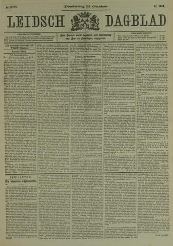 Leidsch Dagblad 1909-10-21