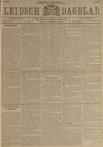 Leidsch Dagblad 1897-12-07