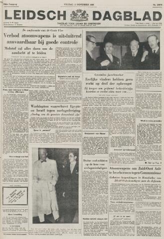 Leidsch Dagblad 1955-11-11