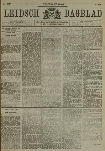 Leidsch Dagblad 1909-06-29
