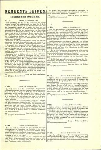Handelingen van de Raad 1945-11-22