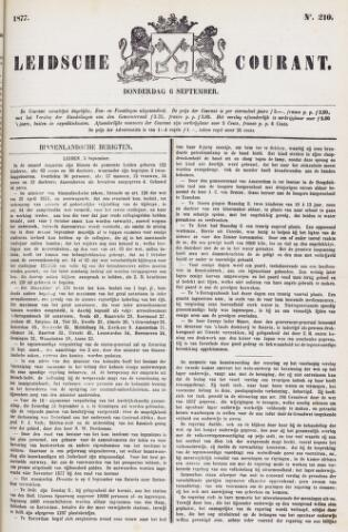 Leydse Courant 1877-09-06