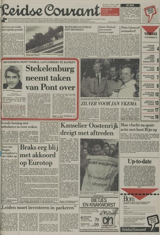 Leidse Courant 1988-02-15
