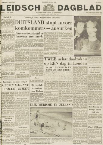 Leidsch Dagblad 1963-07-23